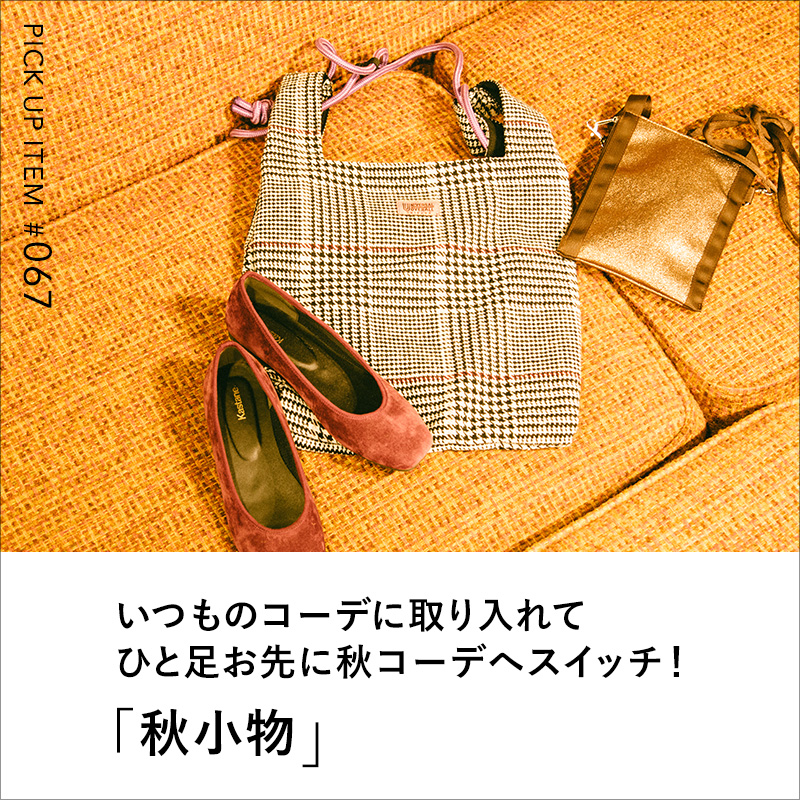 PAL CLOSET PICK UP ITEM 秋小物