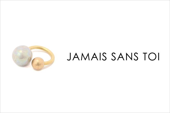 JAMAIS SANS TOI ジャメサントワ