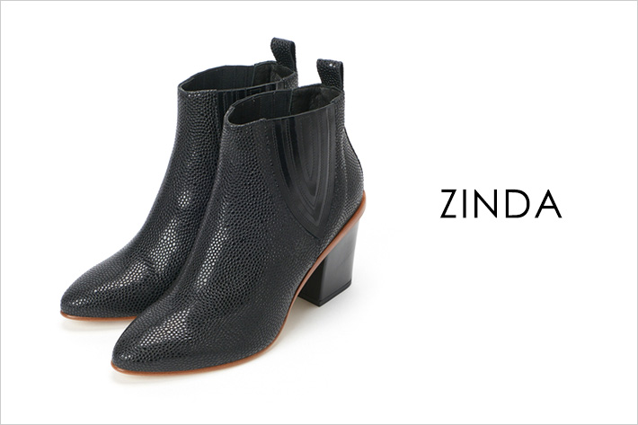 ZINDA ズィンダー