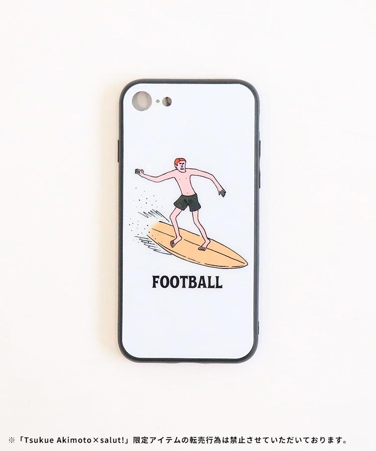 スマホケース(FOOTBALL)