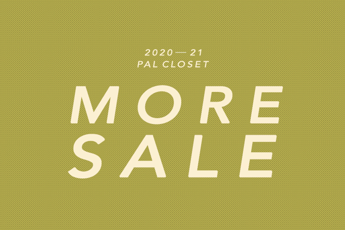PAL CLOSET MORE SALE