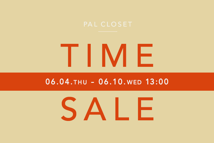 PAL CLOSET TIME SALE