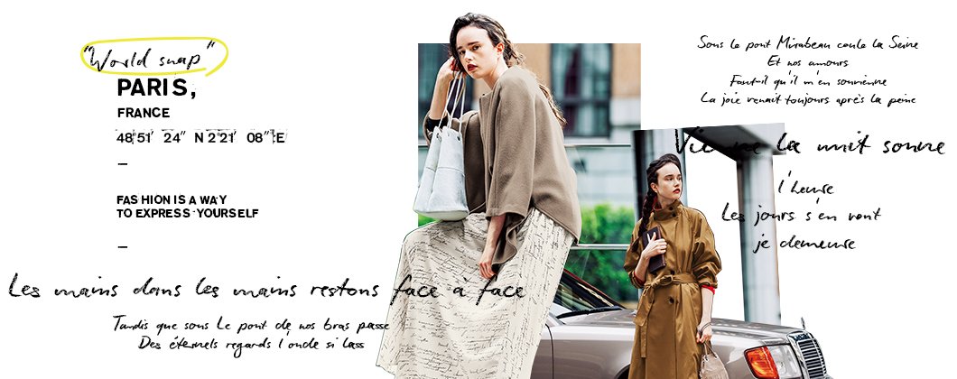 new collection-MPARIS/パリ-