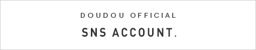 DOUDOU OFFICIAL SNS ACCOUNT