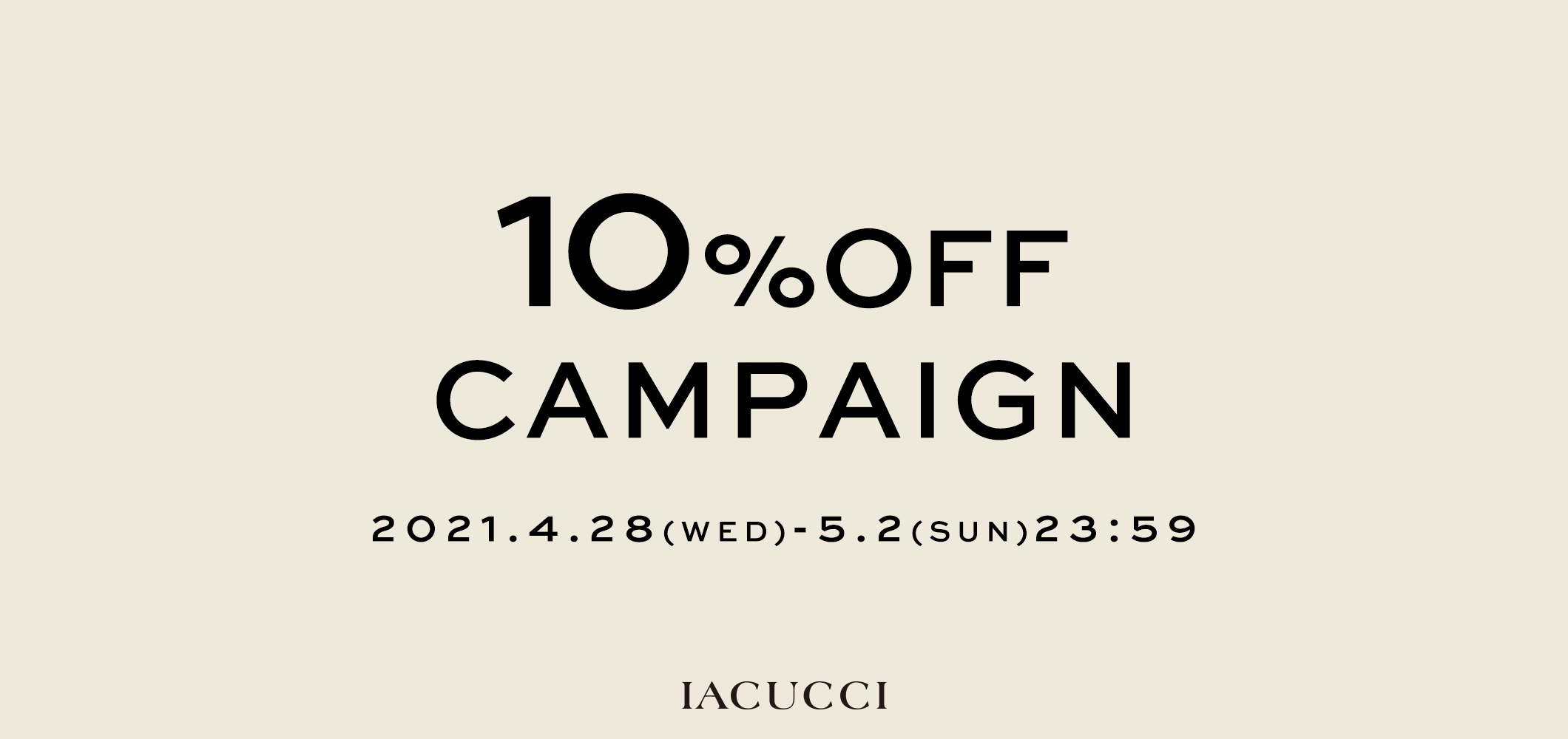 SPECIAL 10%OFF COUPON