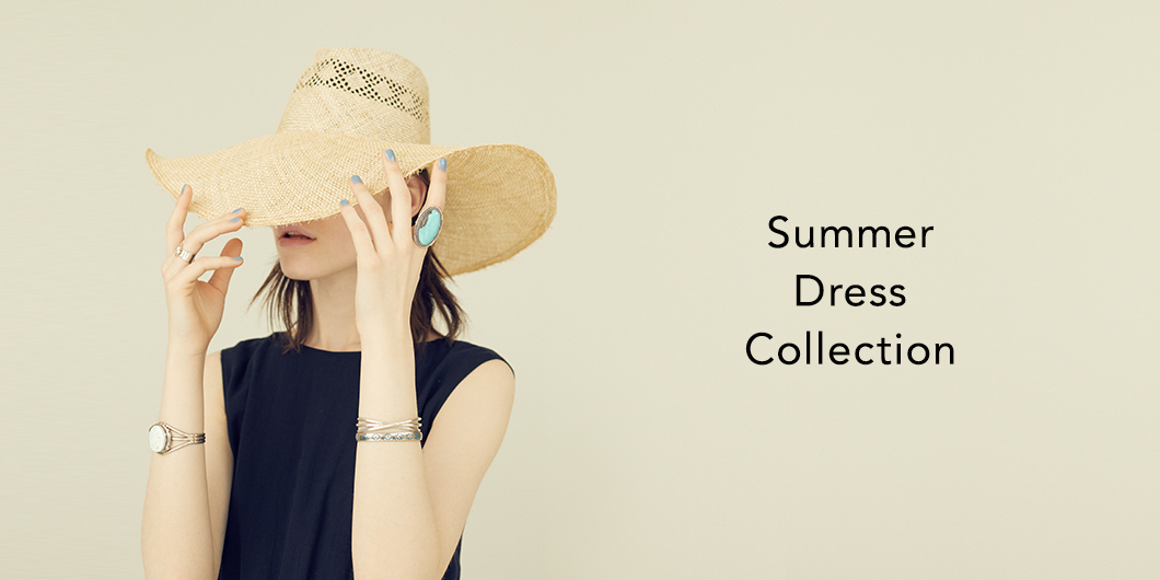 【WhimGazette(ウィムガゼット)】Summer Dress Collection