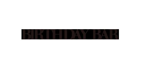 BIRTHDAY BAR